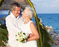 Tying the knot after 50 - The Financial Pros and Cons