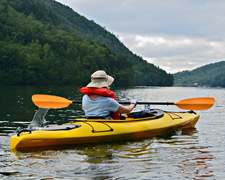Kayaking - The Joy of Paddling