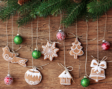 10 easy, do it yourself Christmas Decorating ideas