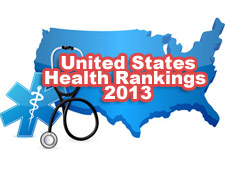 America's Health Rankings: These are the 10 healthiest and 10 unhealthiest States