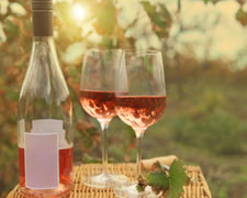 Rosé the quintessential Summer wine!